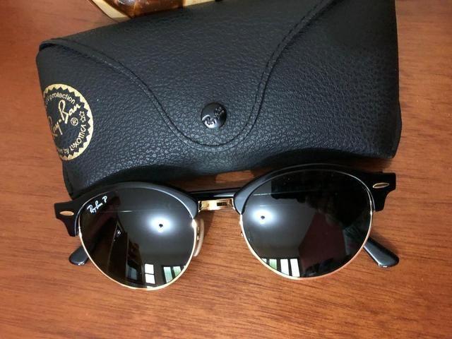 Óculos solar Ray-Ban Clubmaster - Bijouterias, relógios e acessórios ... 48439fe92e
