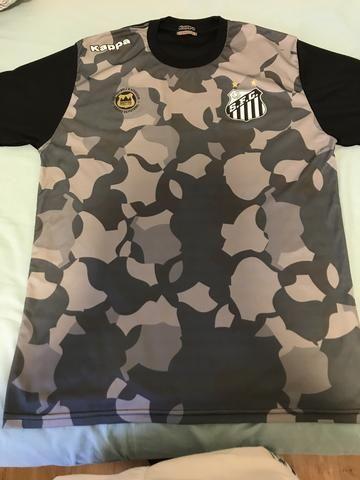 b71f3f684a Camiseta kappa Santos FC passeio - Roupas e calçados - Vila Água ...