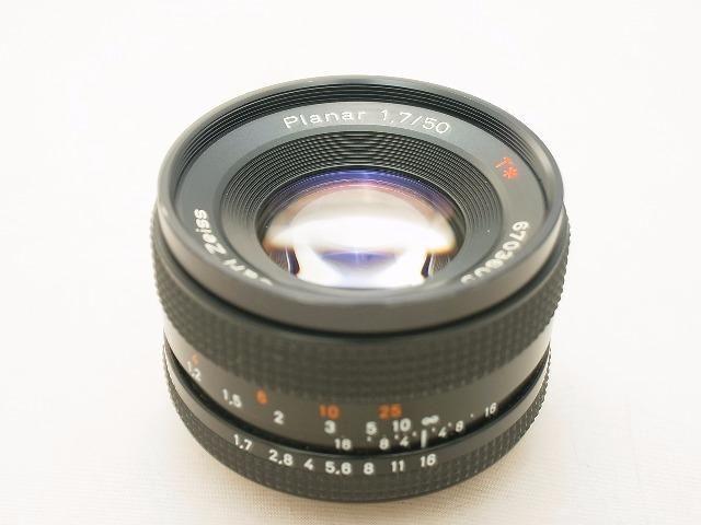 Lente Carl Zeiss Planar 1.7 50mm C y   Canon - Áudio, TV, vídeo e ... cf901a49a3