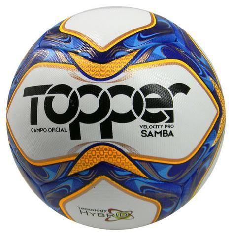 5c75e469f9d7d Bola topper Campo Velocity PRO Samba Paranaense Oficial - Esportes e ...