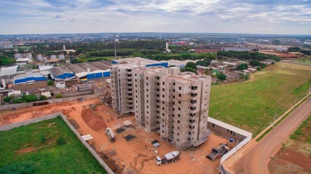 Apartamento Planta Residencial Flamboyant Próximo ao Industrial - Foto 14