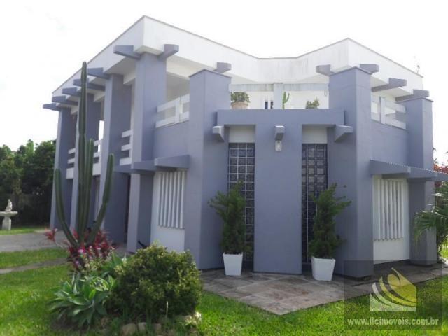 Casa para Venda em Imbituba, Vila Nova, 3 dormitórios, 1 suíte, 5 banheiros, 2 vagas - Foto 2