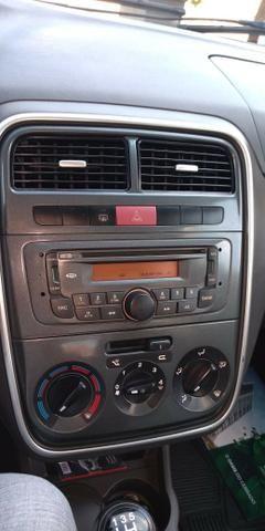 Fiat Punto Essence 1.6 - 16V, completo, IPVA pago - Foto 8
