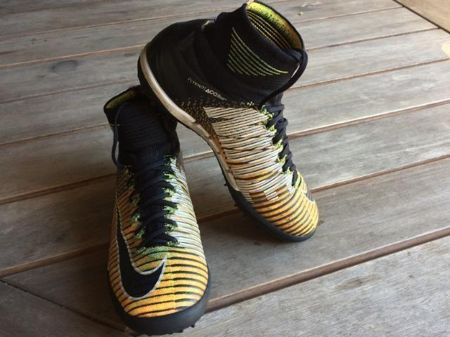 448f8fca72 Chuteira society Nike Mercurial X Próximo II TF 35 - Esportes e ...