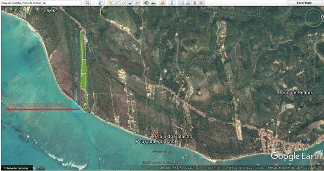Loteamento fechado a beira mar da praia do Patacho, Alagoas, Brasil! - Foto 7