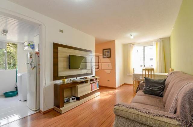 Apartamento à venda com 2 dormitórios em Barreirinha, Curitiba cod:142139 - Foto 3