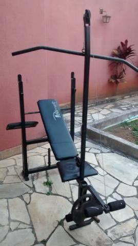 Estação de Musculação Residencial TCB16 - Polimet