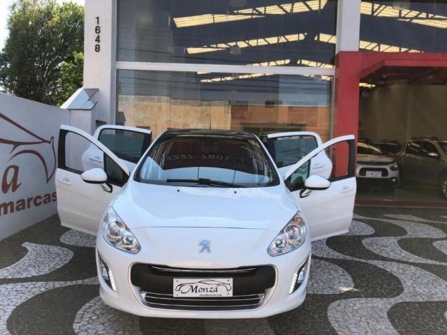 Peugeot 308 Active Pack 1.6 com Teto Panorâmico!!! - Foto 6