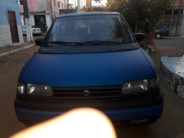 Vendo minivan MAZDA MPV 7 lugares - Foto 4