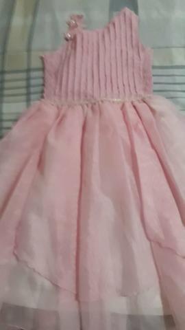 Vestido Infantil Tamanho 12 Anos