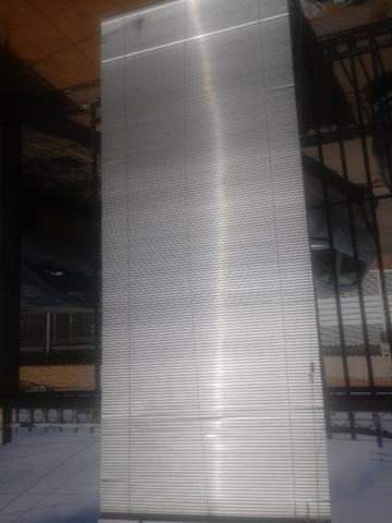 Persiana Escritório zerada cinza 95cm x 2,72cm Louressol