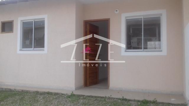 Casas financiadas novas 02 quartos em São vicente - Foto 2