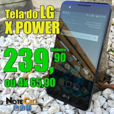 Tela LG XPower