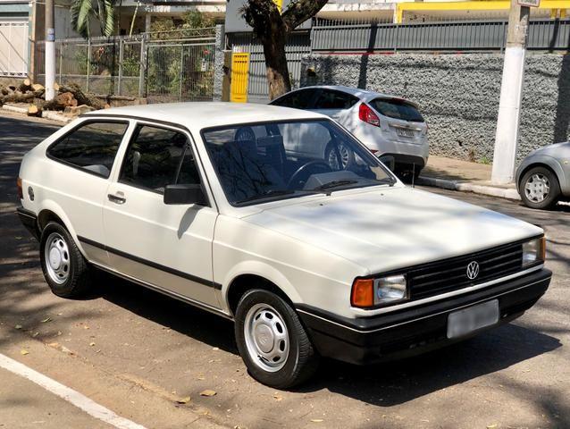 VW - Volkswagen Gol CL1.8 1990 RARIDADE - Foto 4