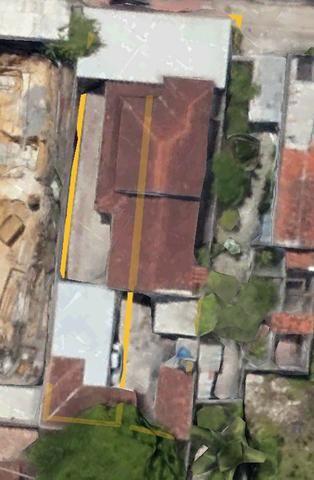 Vendo Área com Casa Na Estrada de Belém