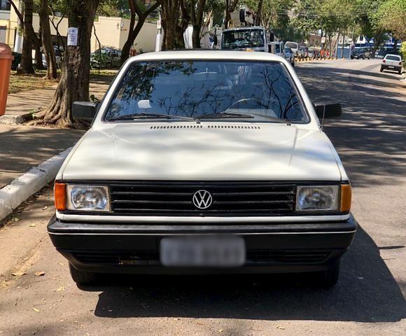 VW - Volkswagen Gol CL1.8 1990 RARIDADE - Foto 3