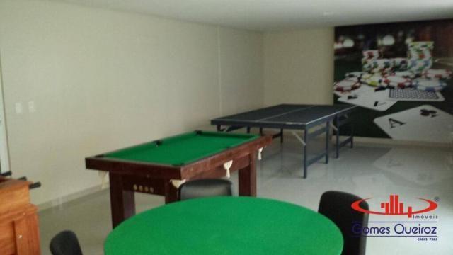 Apartamento no VG FUN com 1 dormitório à venda, 37 m² por R$ 295.000 - Praia do Futuro - F - Foto 5