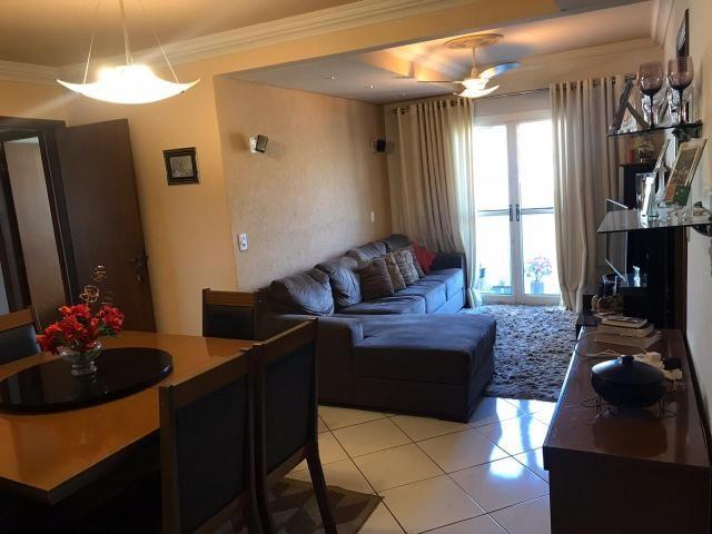 Apartamento à venda com 3 dormitórios em Monte castelo, Campo grande cod:BR3AP11253 - Foto 6