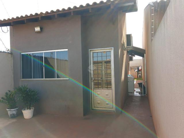 Casa à venda com 2 dormitórios em Residencial aquarius ii, Campo grande cod:BR2CS11648