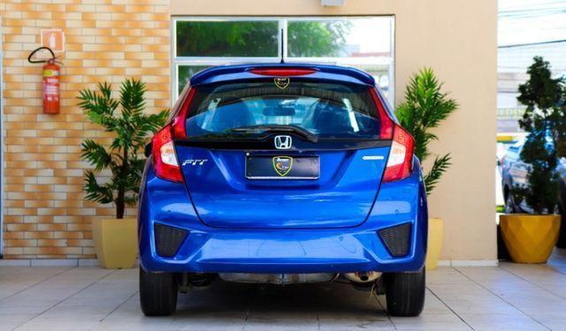 Honda fit lx automático 2015 - Foto 2