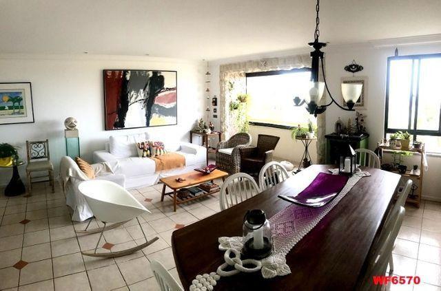 Pacific Hills, apartamento com vista mar, 3 quartos, 2 vagas de garagem, bairro Dunas - Foto 5