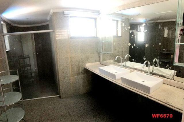 Edifício Búzius, apartamento com 4 quartos, gabinete, estar íntimo, 4 vagas - Foto 14