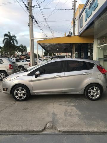 Ford New Fiesta automático - Foto 8