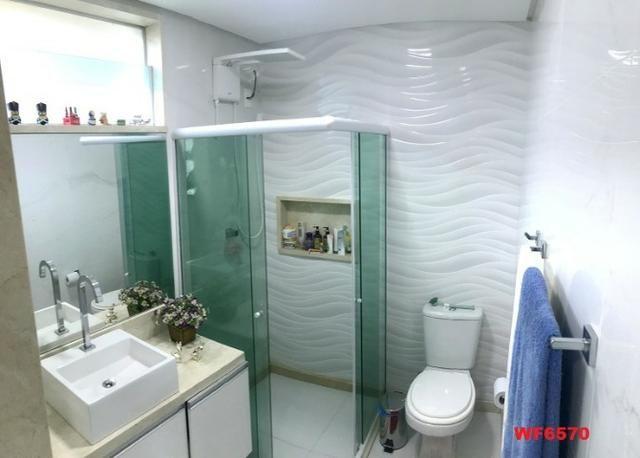 Casa duplex bairro Parquelândia, 5 quartos, 3 vagas, reformada, projetada, - Foto 14