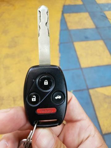 Civic 2011 Cambio Manual, cor cinza carro com 130 mil km - Foto 6