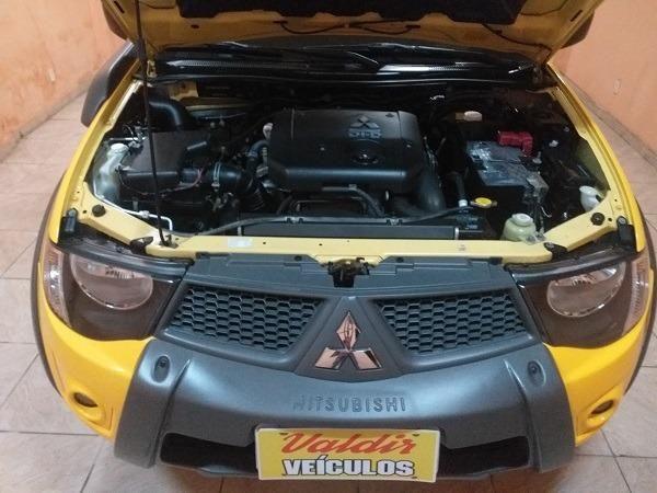 Mmc/ L200 Triton Savana 3.2 4x4 Automática Diesel 2017 Único Dono! - Foto 8