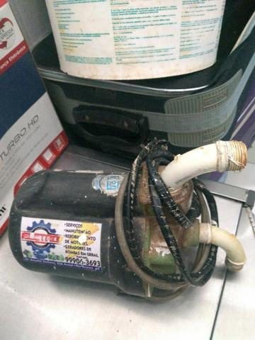 Bomba de água com encanação completa 400 - Foto 2