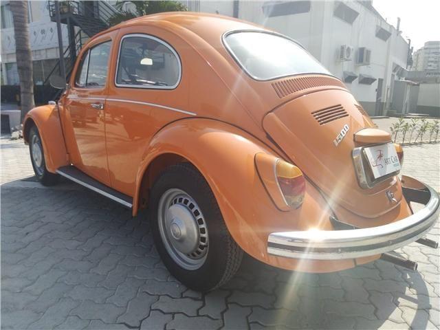 Volkswagen Fusca 1.5 8v gasolina 2p manual - Foto 5