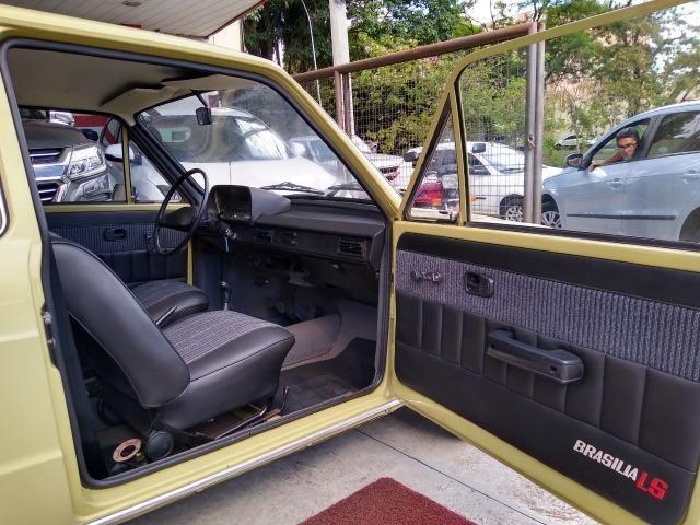VW - volkswagen brasilia 1600 - Foto 7
