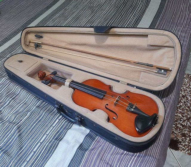 Violino Gianini Novinho