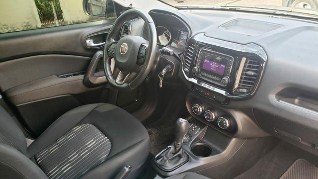 Fiat TORO Freedom AT6 1.8 ano 2018 16V, cor prata, otimo estado - Foto 7