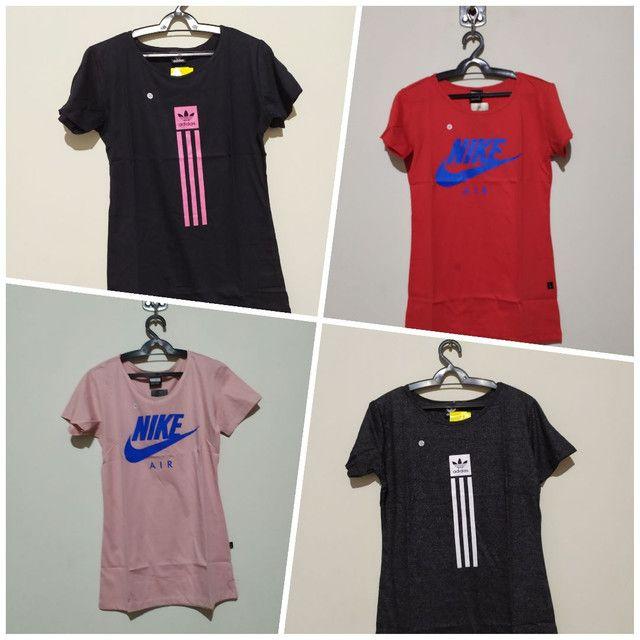 T-shirt Masculina e Feminina - Foto 3