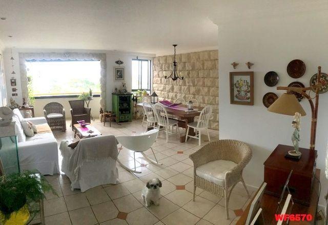 Pacific Hills, apartamento com vista mar, 3 quartos, 2 vagas de garagem, bairro Dunas - Foto 3