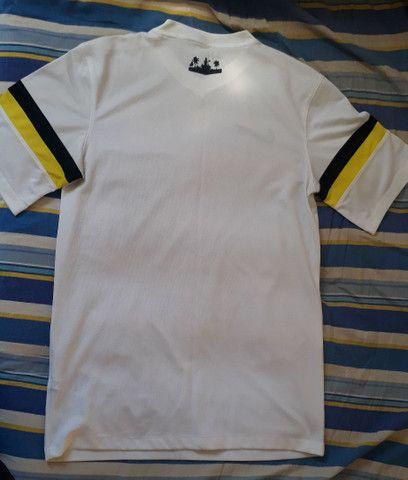 Camisa Santosfc tamanho P original - Foto 2