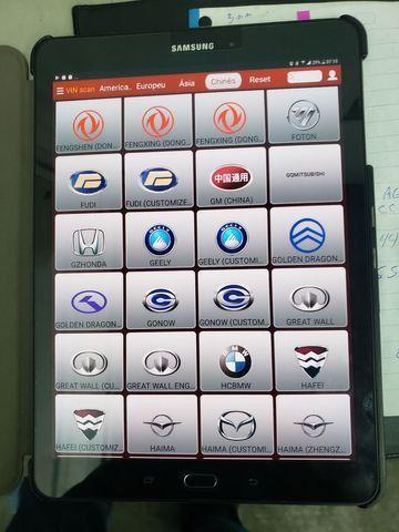 Scanner bluetooth icarscan todas montadoras, funções especiais  - Foto 6