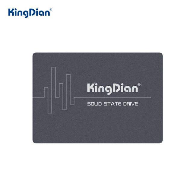 SSD KingDian S370-256GB 256GB - Foto 2