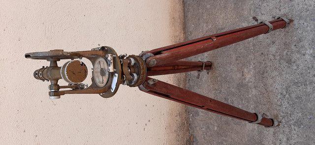 Máquina de topografia Antiga - Foto 5