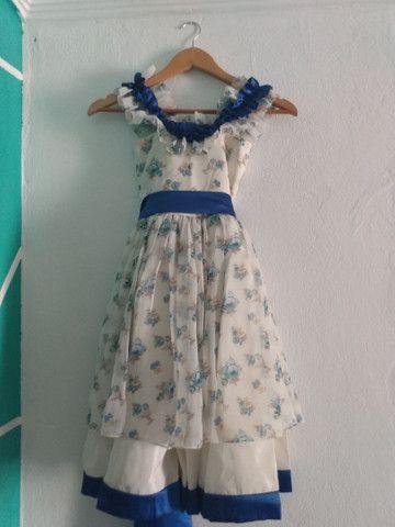 Vestido de festa organza - Foto 2