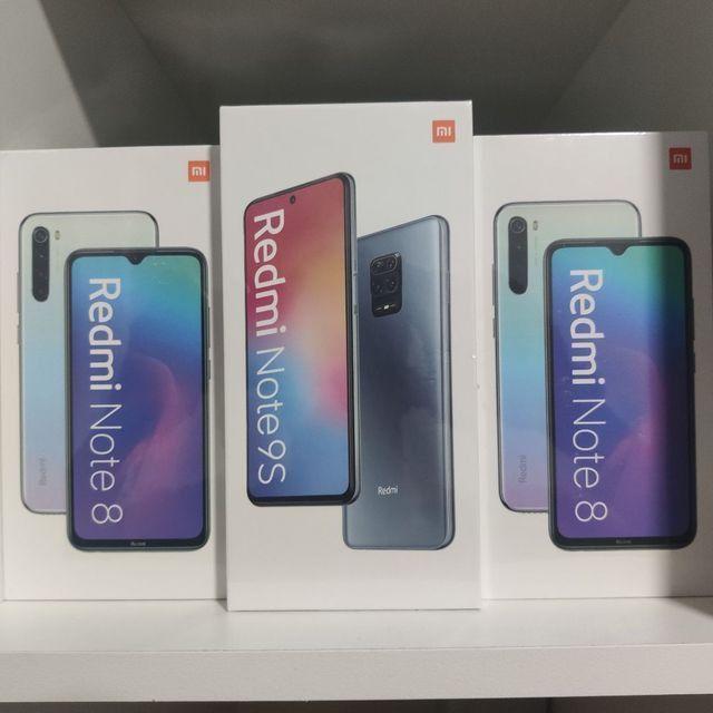 O Queridinho. Redmi da Xiaomi . novo lacrado com garantia e entrega imediata hoje