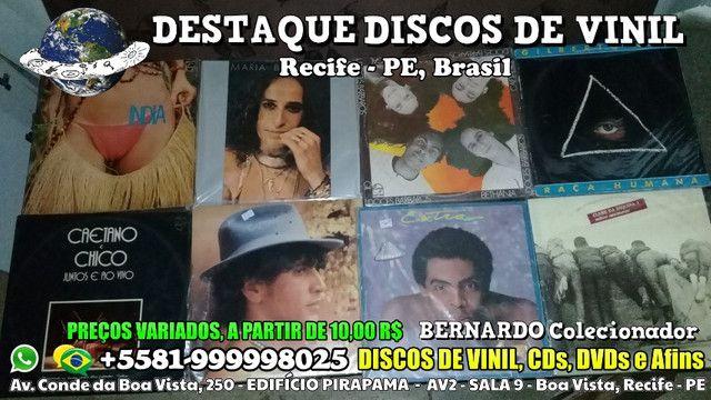 Raridades da Música em Vinil, CDs e DVDs, Edificio Pirapama, Boa Vista, Recife - PE - Foto 3
