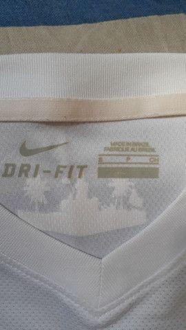 Camisa Santosfc tamanho P original - Foto 3