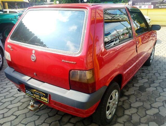 Fiat Uno Mille Economy 1.0, 2 portas. Bom e barato. Confira! - Foto 4