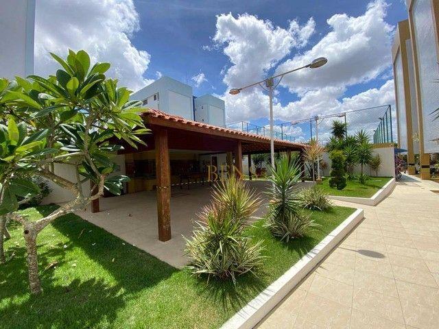 Apartamento com 3 dormitórios para alugar por R$ 850,00/mês - Sandra Cavalcante - Campina  - Foto 8