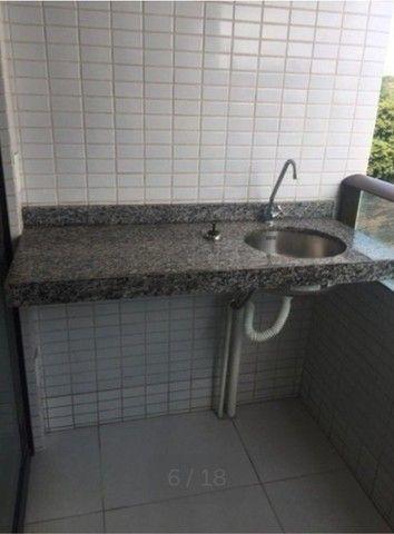 IC- Lindo apartamento - 64M² - 3 quartos - No Barro- Edf. Alameda Park - Foto 12