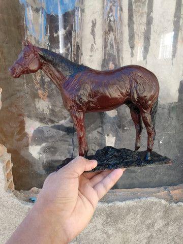 Escultura Cavalo - Foto 6