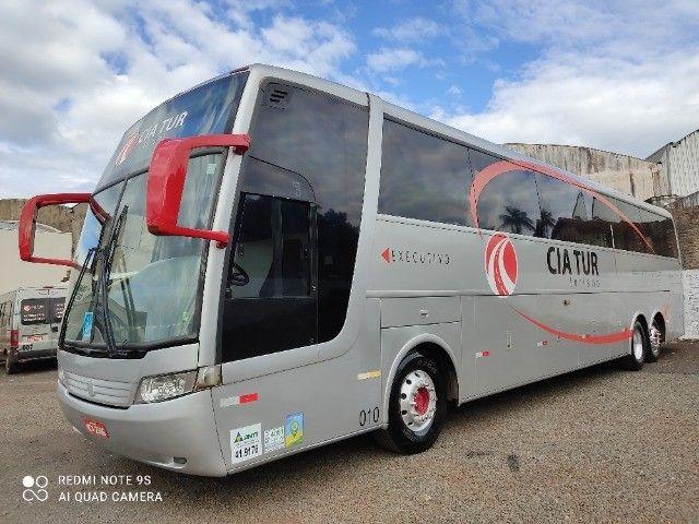 Ônibus Busscar 360 - Scania k-380 - Foto 3